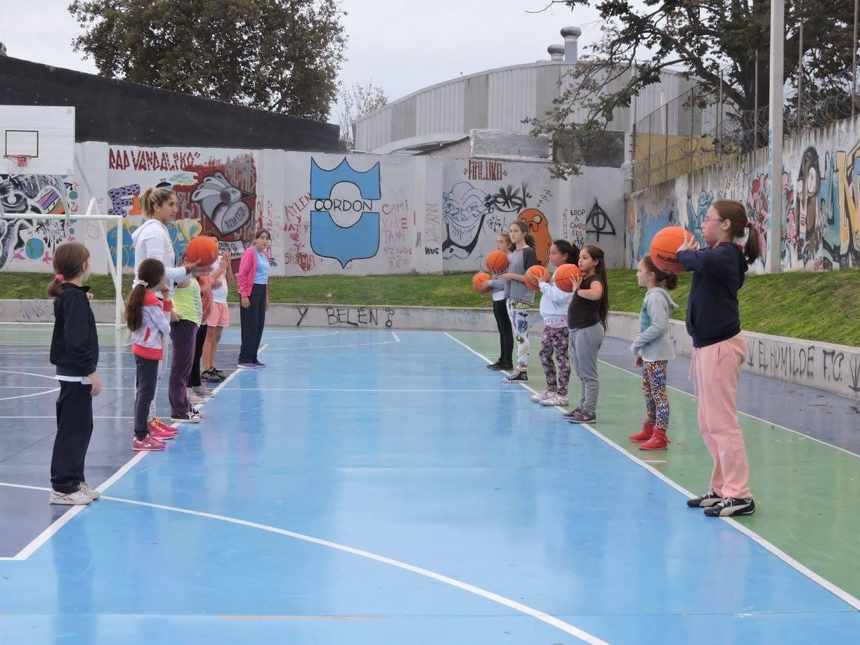 Escuela de Basquetbol II