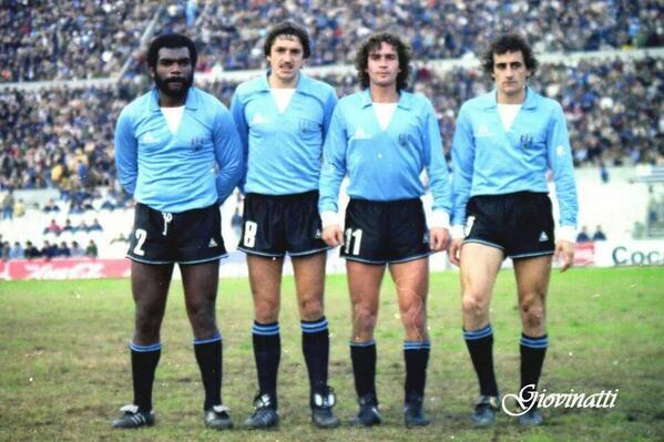 Esnal selección 1983